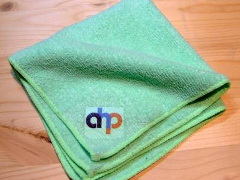ahp Klangtuch III anti-static cloth for digital discs - from germany