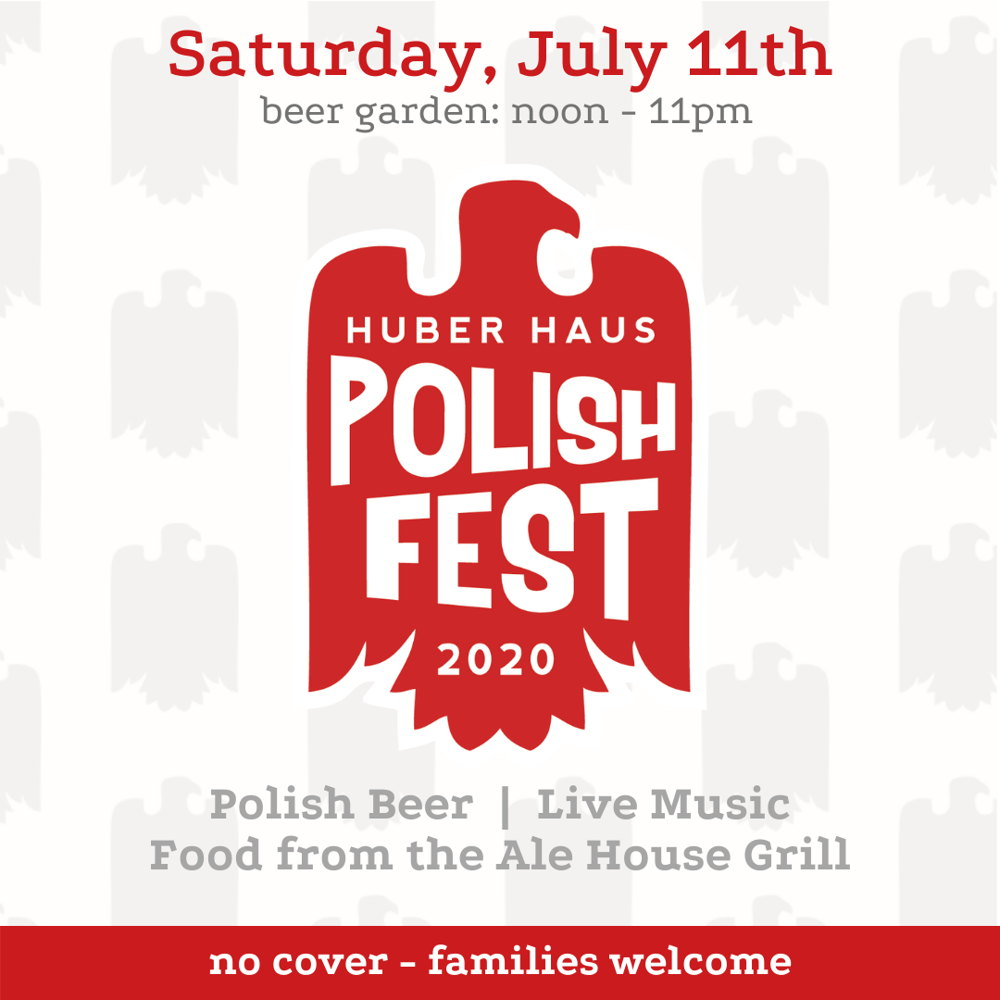 Picture of Join us on Saturday, July 11th for Polishfest 2020 at the Crescent Moon with an outdoor space, Polish beer, Polish food and live music!