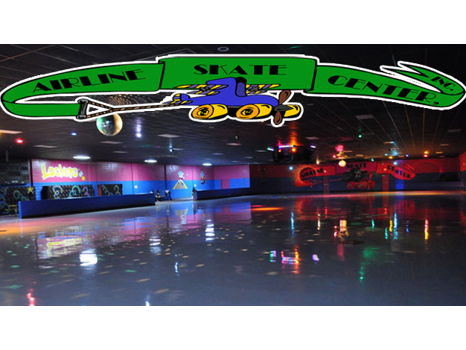 Airline Skate Center Birthday Party