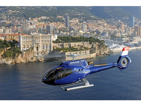 L5 / Jet to a Luxurious Vacation in Monaco