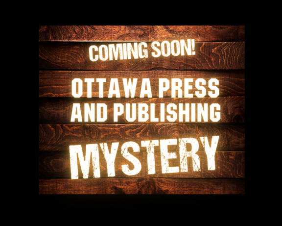 Ottawa Press and Publishing Mystery