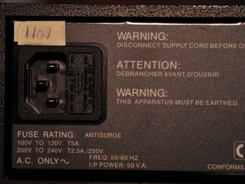 NAIM XPS power supply for NAIM CD player