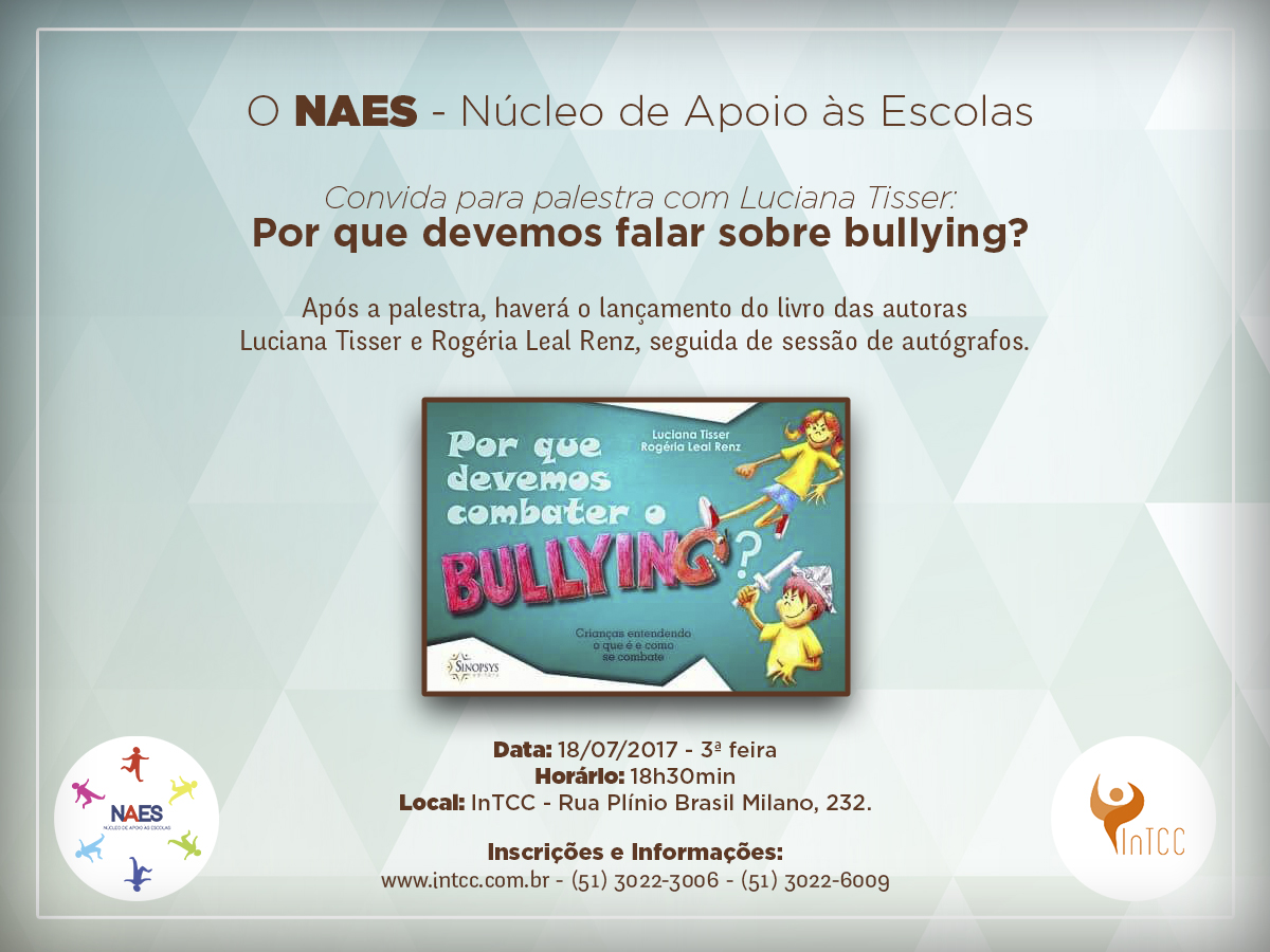 Por que devemos falar sobre bullying?