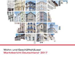 Wohn- und Geschäftshäuser Marktbericht Deutschland 2017