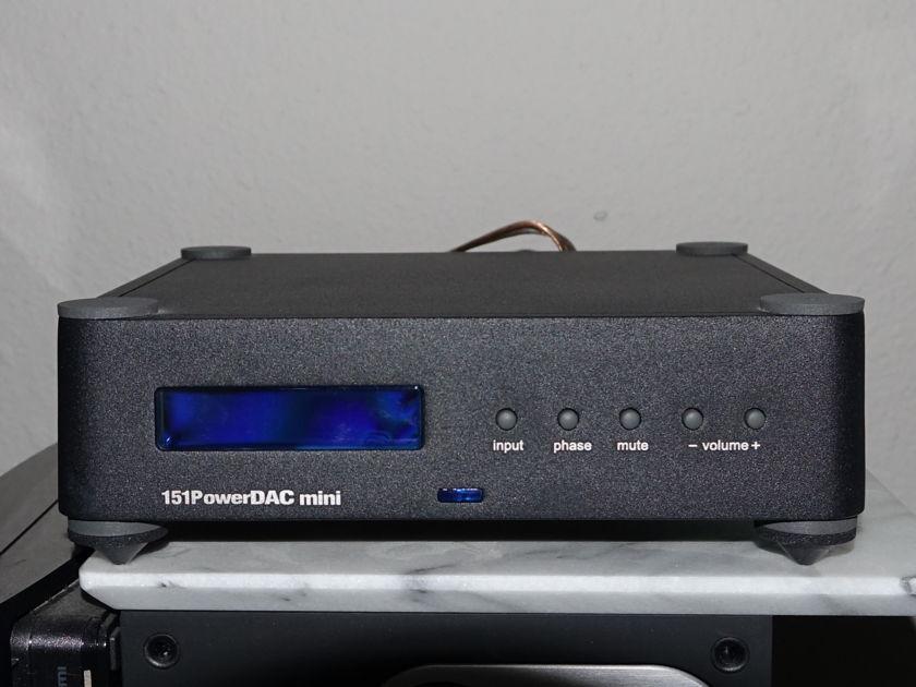 Wadia 151 PowerDAC Integrated Amp/DAC