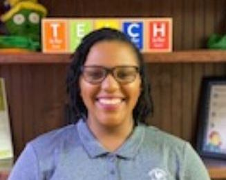 Mrs. Porsha Belford , Infant Teacher
