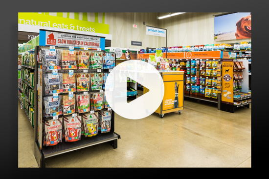 Case Study: PetCo Treat Aisle Reset