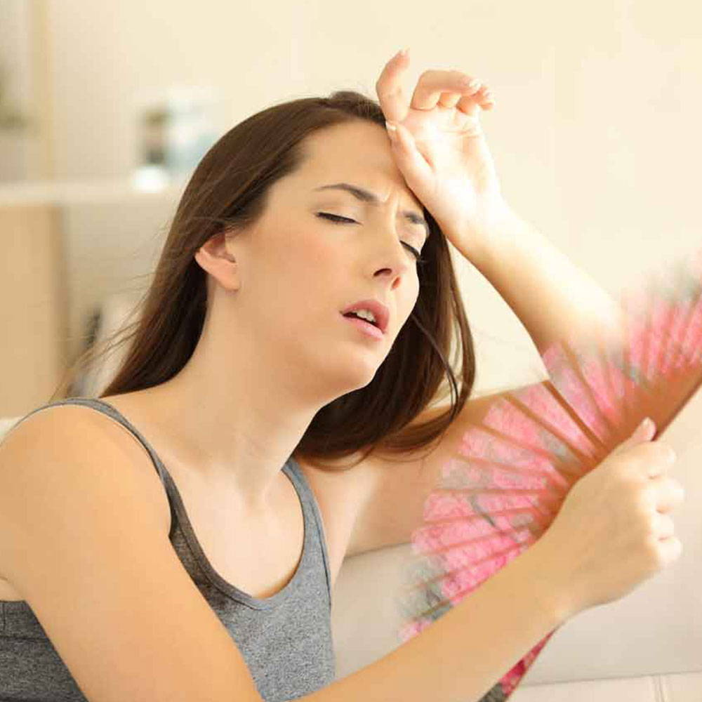 Hot Flashes - Menopause Symptoms