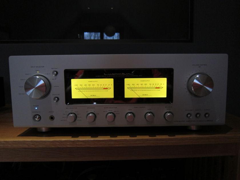 Luxman L-550A ll Class A Amp-Perfect