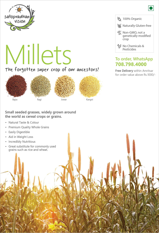Millets Fact Sheet