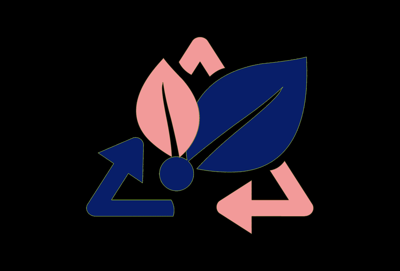 Eco-Friendly Destination Karma Yoga Mat Symbol
