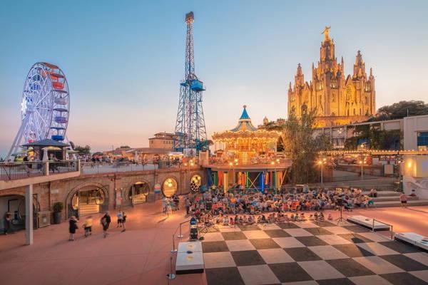 Развлечения в Барселоне для детей - список цены 2020 фото описание карта