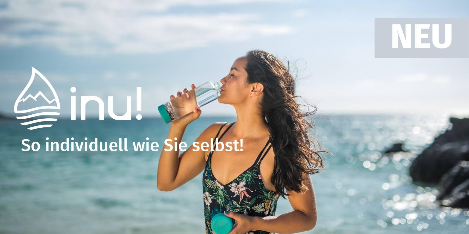 OSIRIUS® - Jeder Mensch ist anders - inu! Flaschen und Edelsteine mit OSIRIUS® - Jeder Mensch ist anders - Naturheilmittel mit Biopersonalisierung®