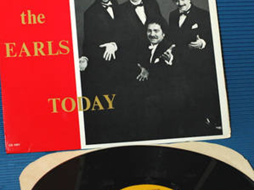 """LARRY CHANCE & THE EARLS -  -  """"Today"""" -  Chance Records 1983"""