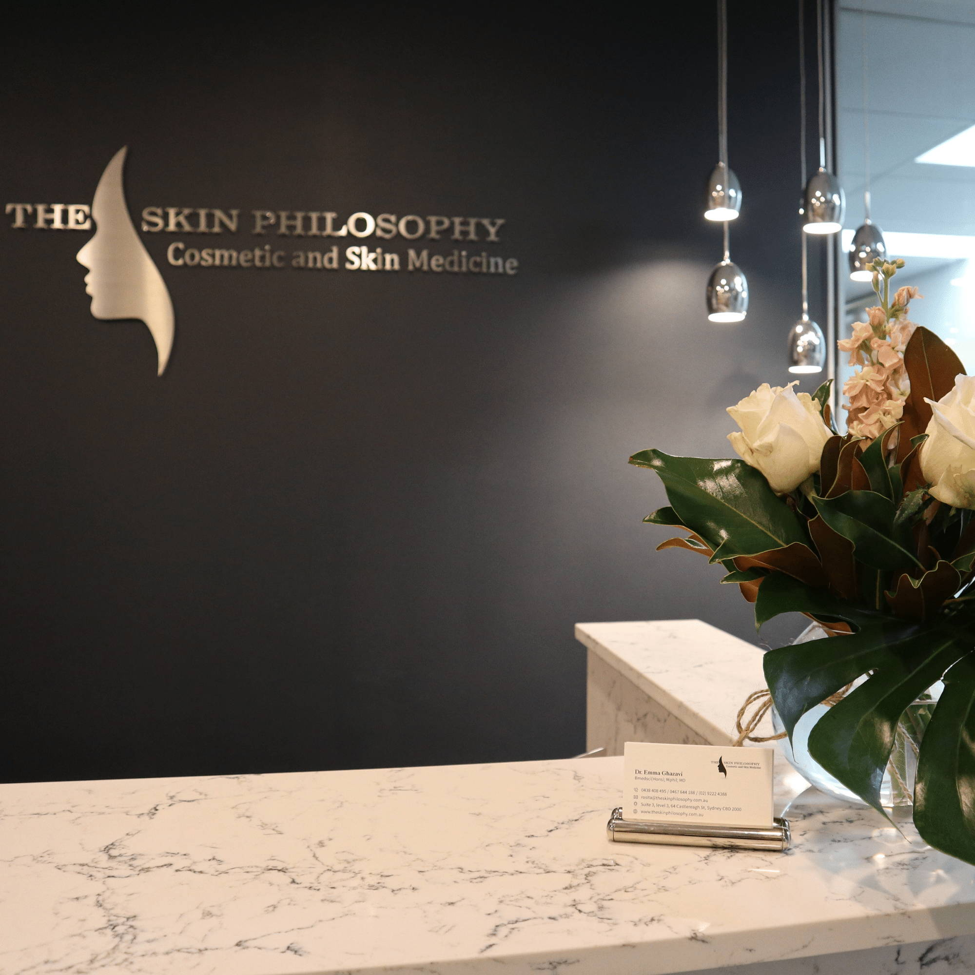 Street Entrance at our Australian Skin Clinic
