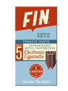 Pack of 5 Fin Tobacco 0.8% NBV