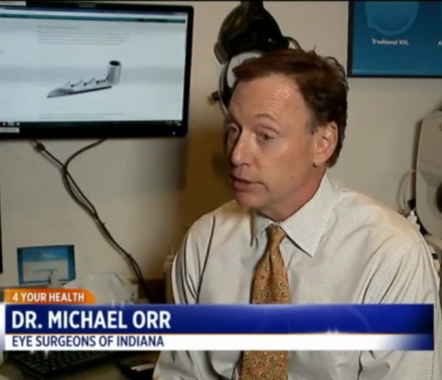 Dr. Orr featured on CBS News 4