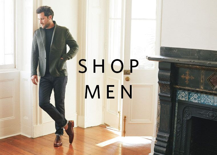 Shop men's Nisolo shoes