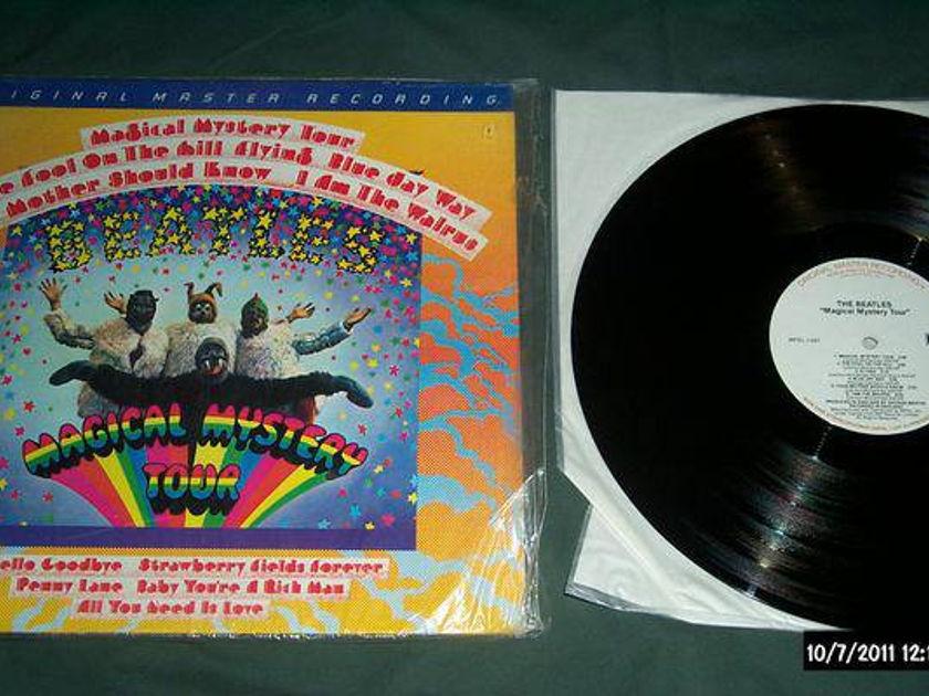 The Beatles - Magical Mystery Tour mfsl audiophile lp nm japan
