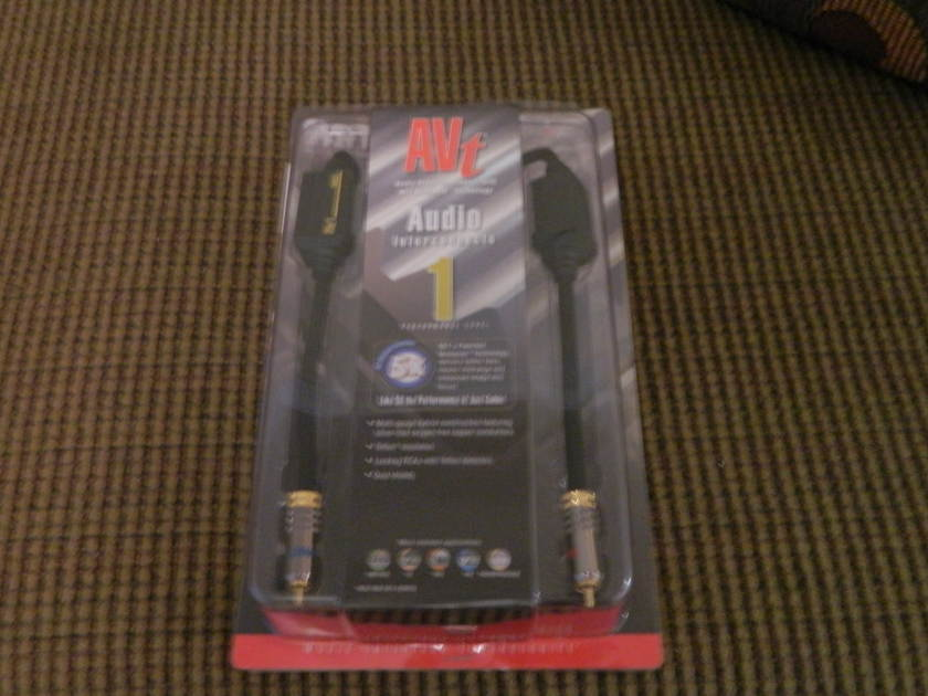 MIT - AVT1 Interconnect RCA inter connect wires