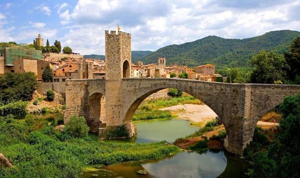 Рупит и Бесалу – каталонская глубинка