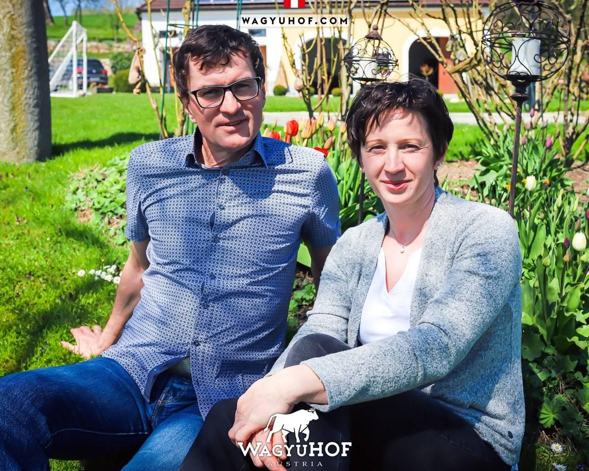 Fritz und Renate Stöffelbauer
