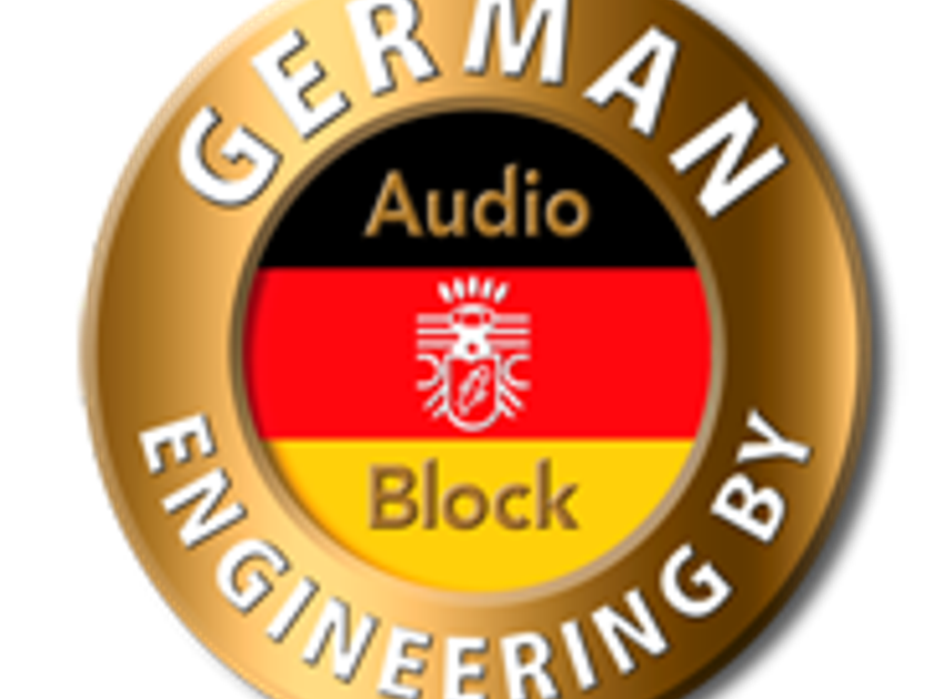 AUDIOBLOCK GERMANY A-100 150+150 WATTS RMS AWARD WINNING!