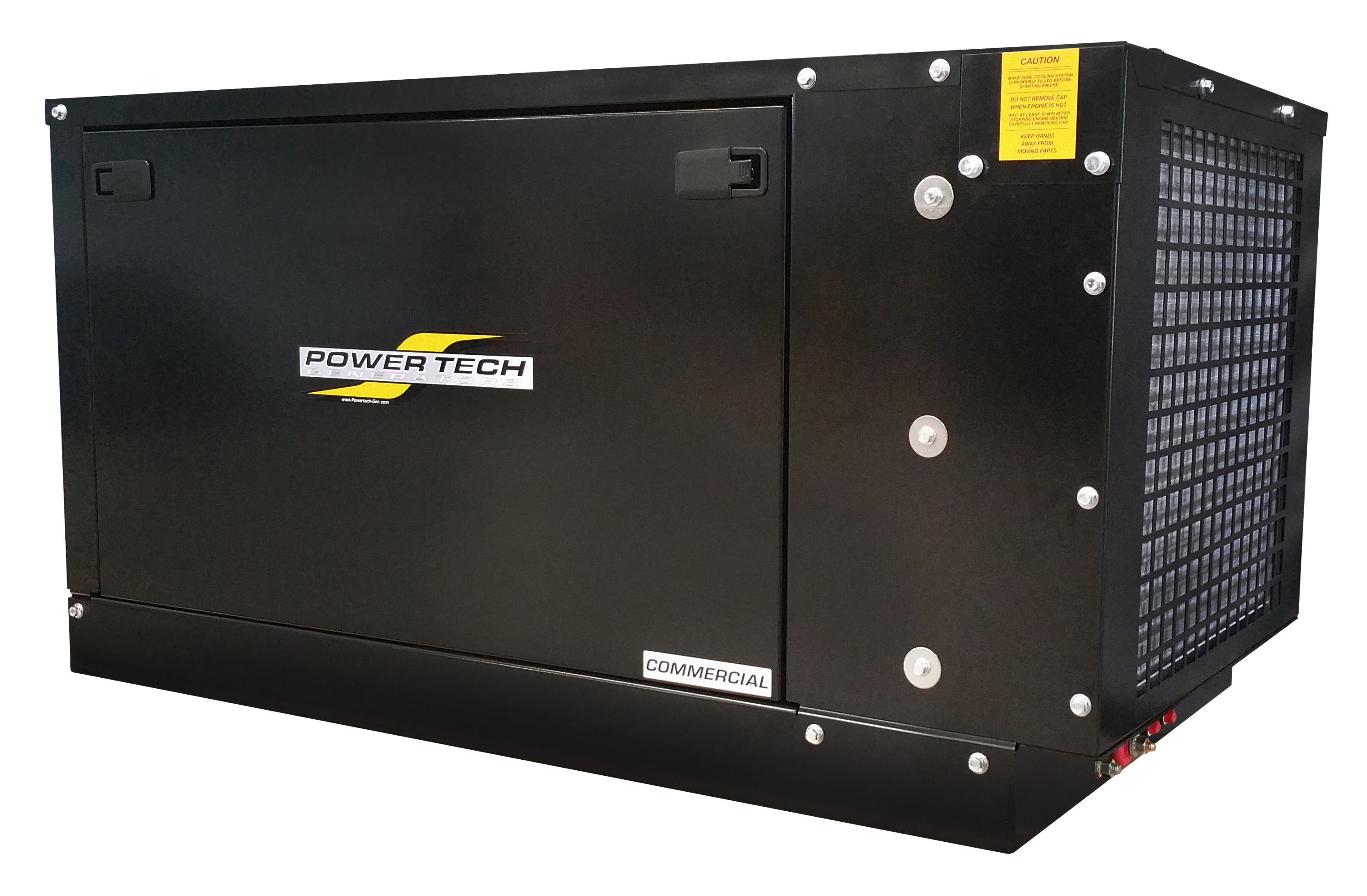 Enclosed Quiet Diesel Generator