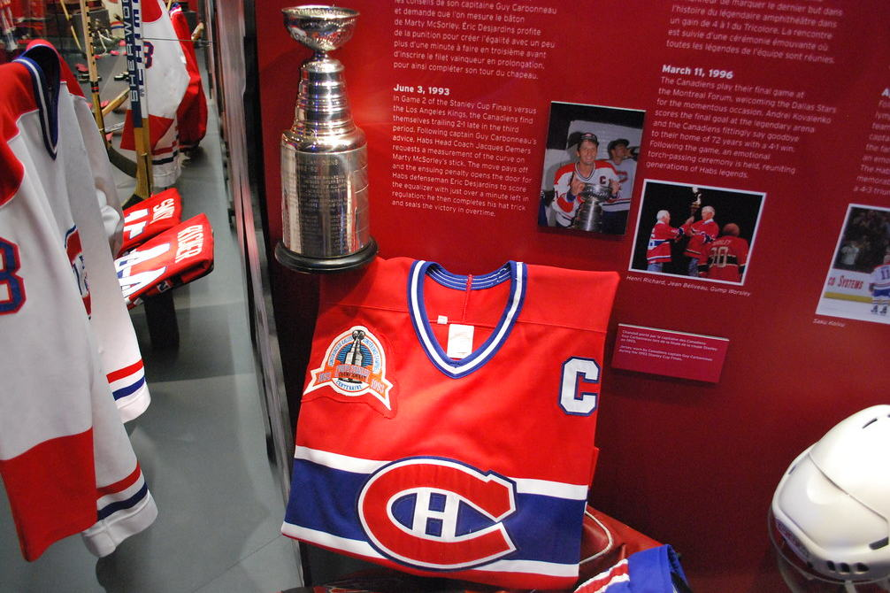 Who Was the Last Canadian Team to Win the Stanley Cup?