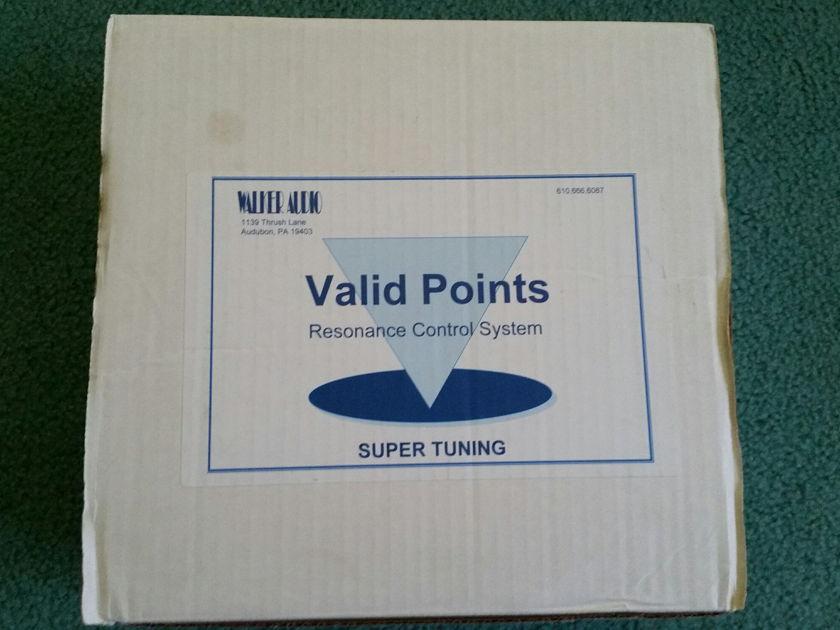 Walker Audio Valid Points Super Tuning Kit