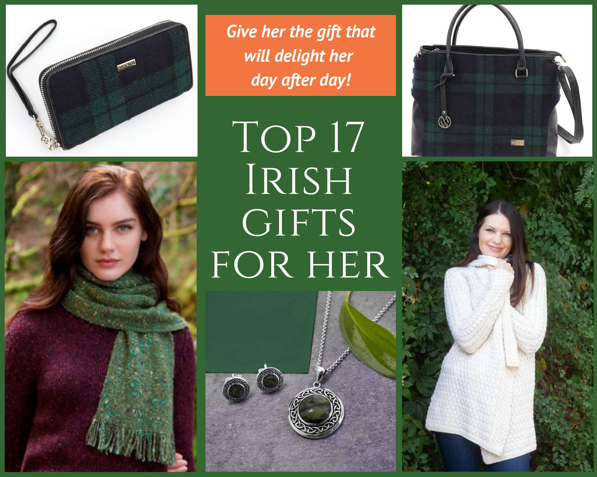 Top Irish Gifts for Her