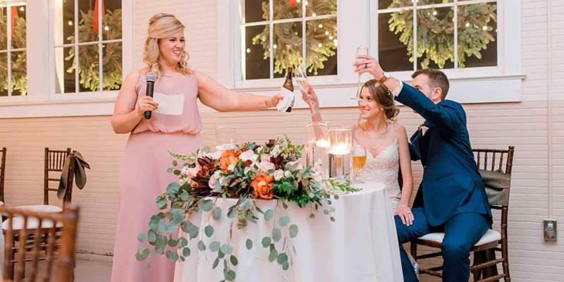 Tips On Wedding Speech Etiquette