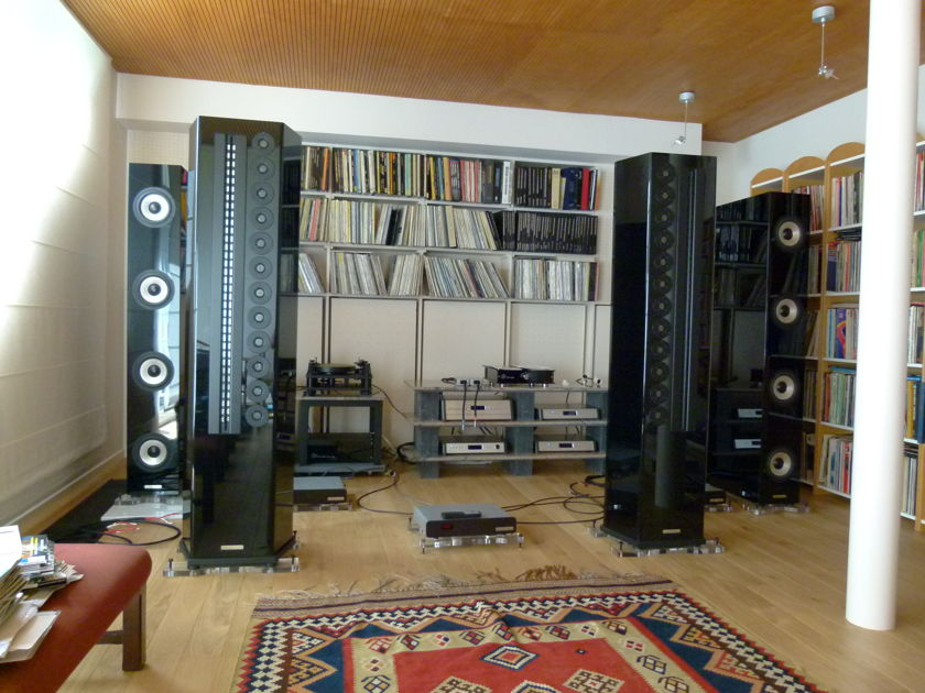 genesis advanced technologies genesis 2.2 reference loudspeaker