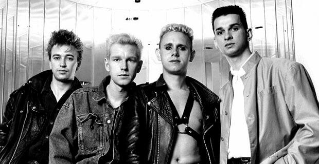 15 и 16 июня на радио Такси FM Weekend группы Depeche Mode - Новости радио OnAir.ru