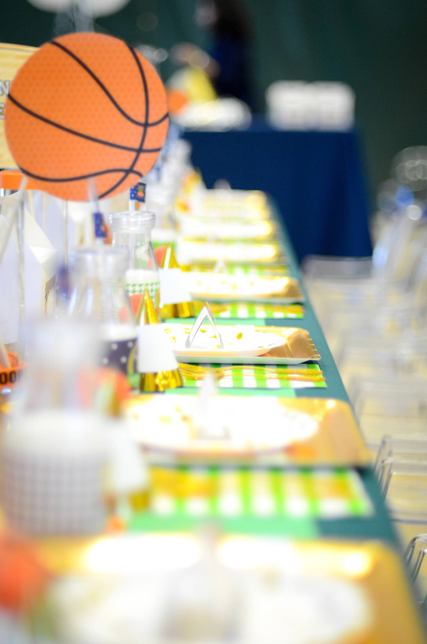 Basketball Party Supplies, Basketball Party Ideas