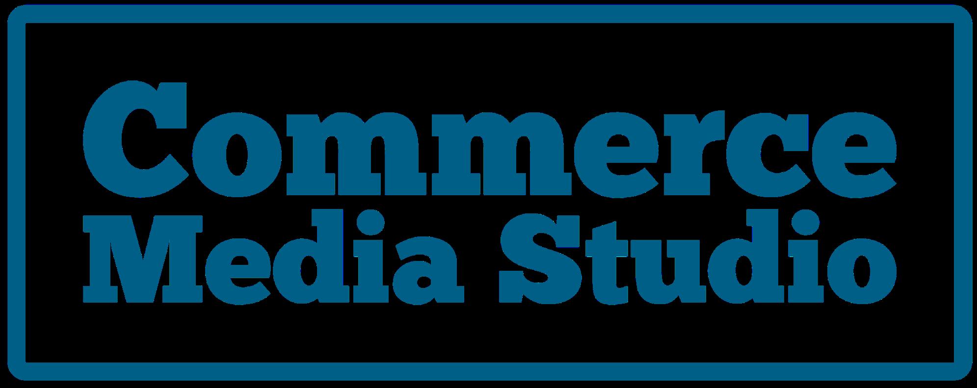 CommerceMedia.Studio Logo