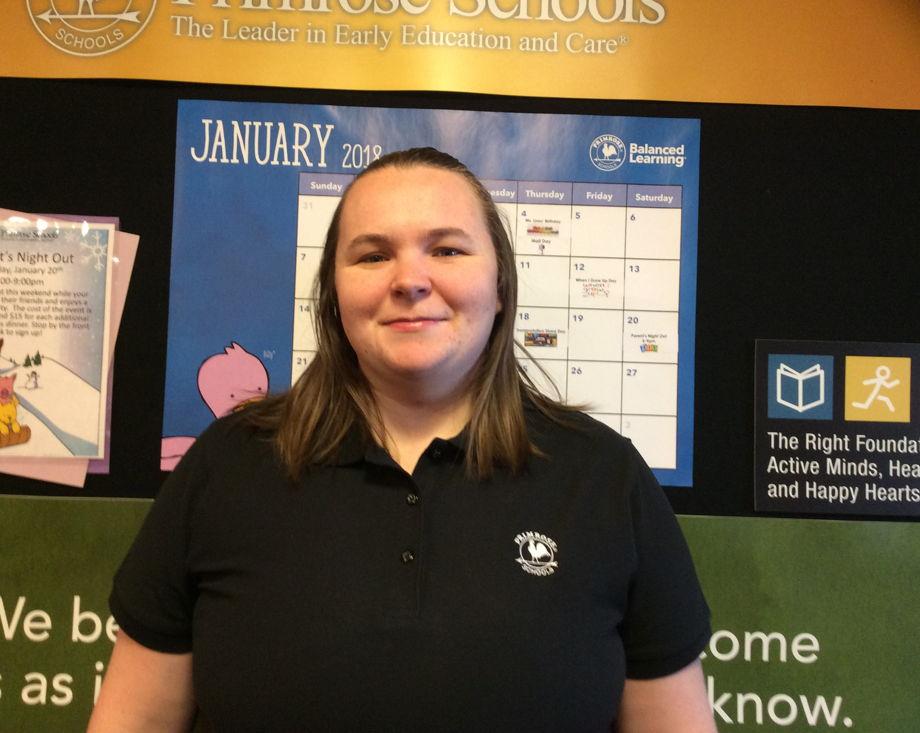 Mrs. Jessica Isaacs , Preschool Teacher