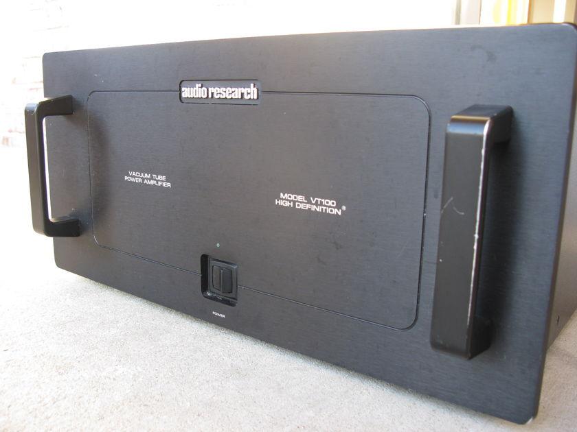 Audio Research VT 100 MK II 100W Tube Power Amplifier