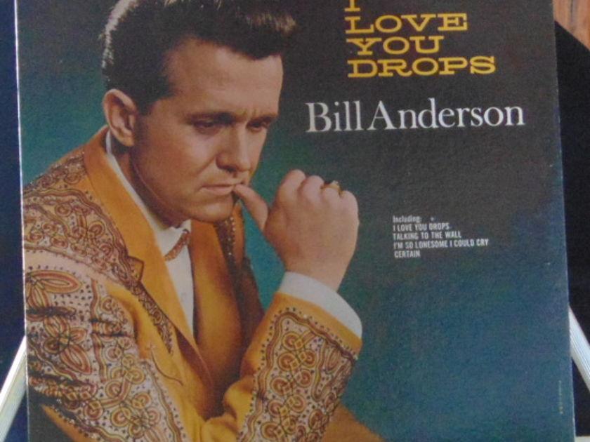 Bill Anderson - I Love You Drops Near Mint