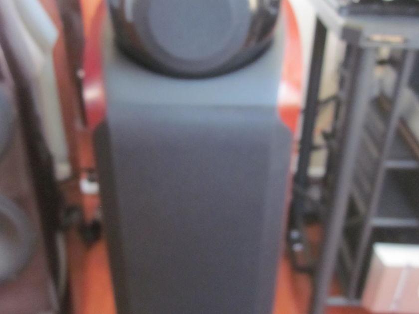 B&W 800D Loudspeakers in Rosenut Finish
