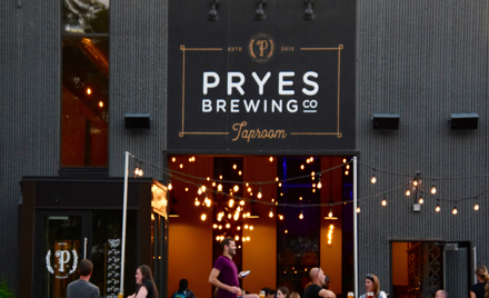 North Star BMW Bimmers & Brews at Pryes Brewing