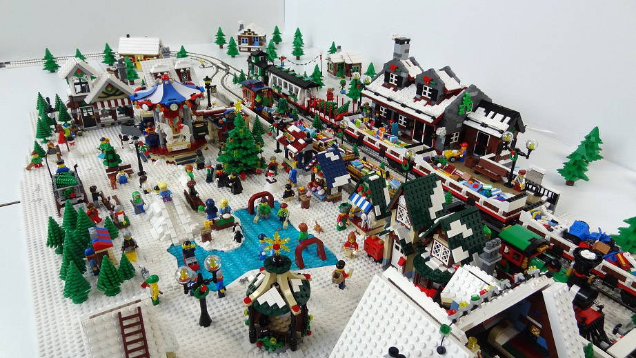 lego winter sets