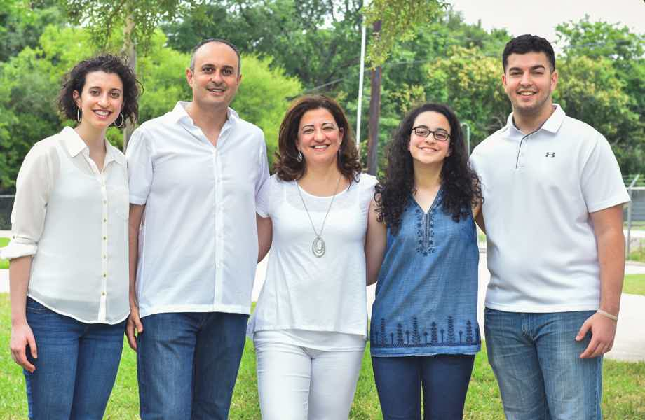 Franchise Owners of Primrose School Alex and Nebal Nemry