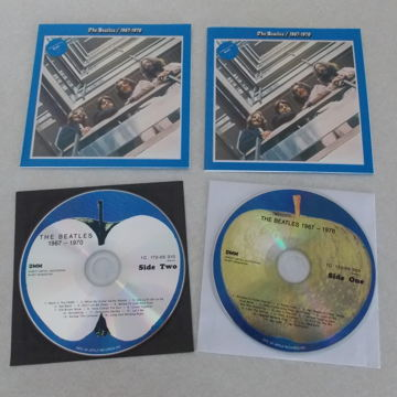 BEATLES 1967 - 1970 MINI LP CD SET