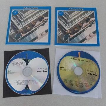 BEATLES 1967 - 1970 MINI LP CD SET