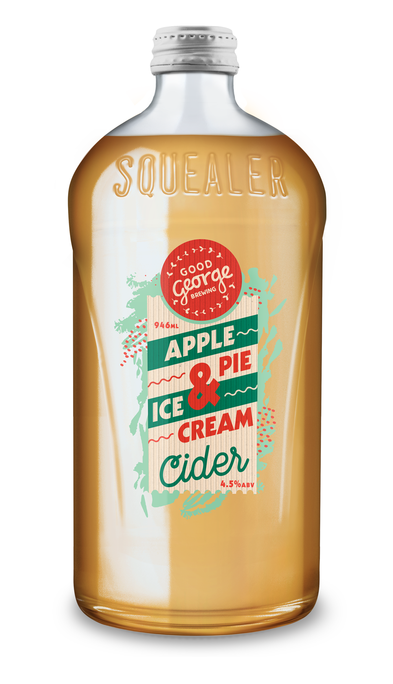 Good George Apple Pie and Ice Cream Cider Squealer