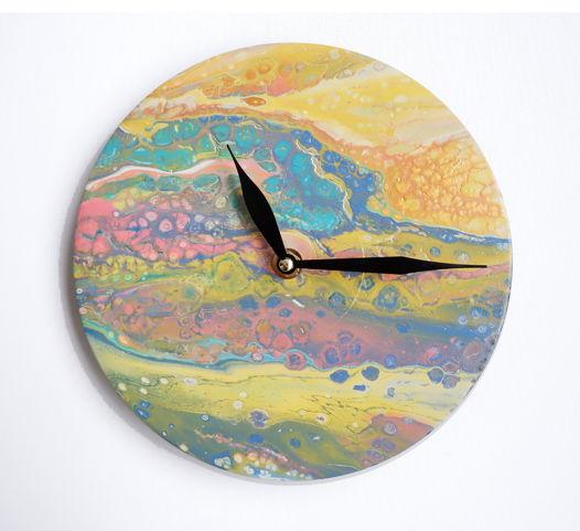 """Часы на стену """"Rainbow"""""""