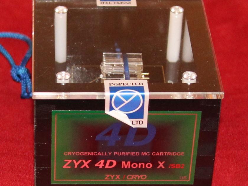 XYZ 4D Mono low-output MC Reffrence Cartridge