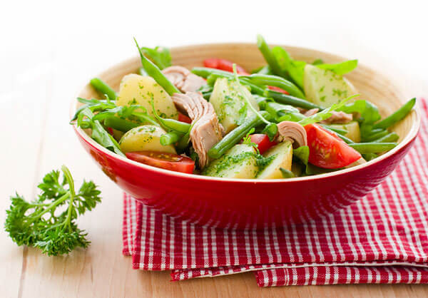 Healthy Lunch & Dinner Ideas