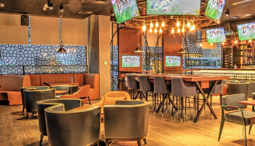 Champs Sports Bar image